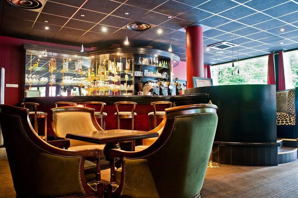 Bar de l'Hôtel Marso à Amnéville***