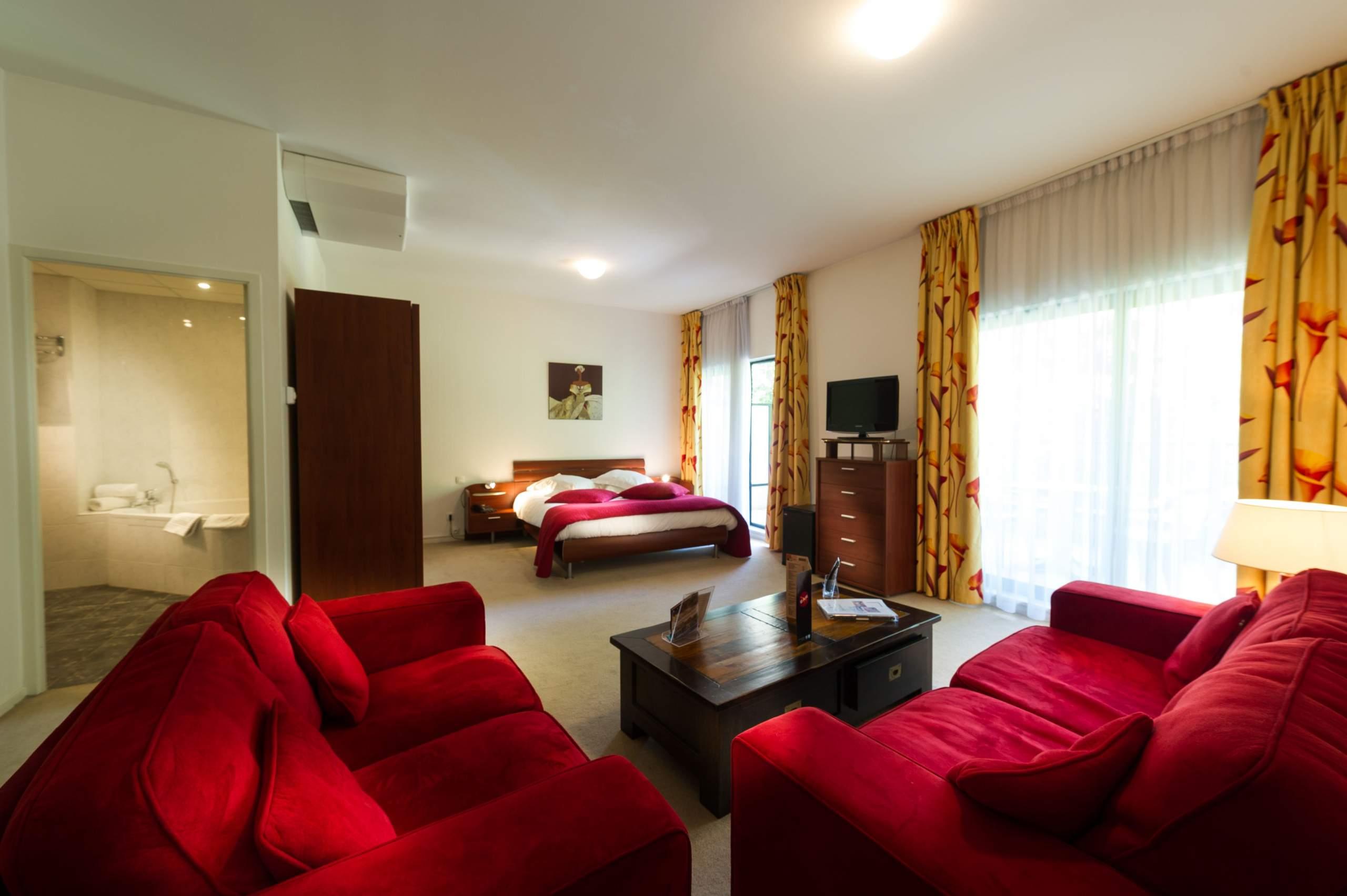 Suite confortable à Amnéville, balcon